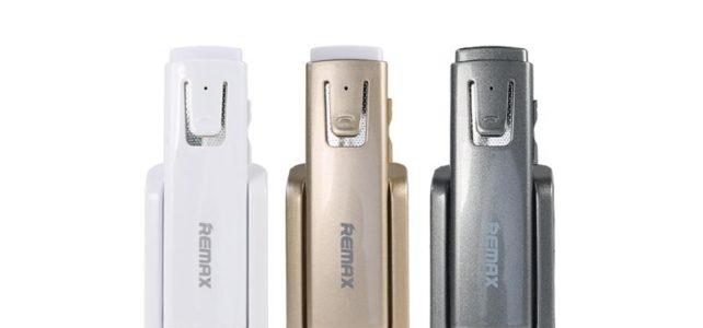 Handsfree Bluetooth Remax RB-T6C testat de Lumea-it.ro