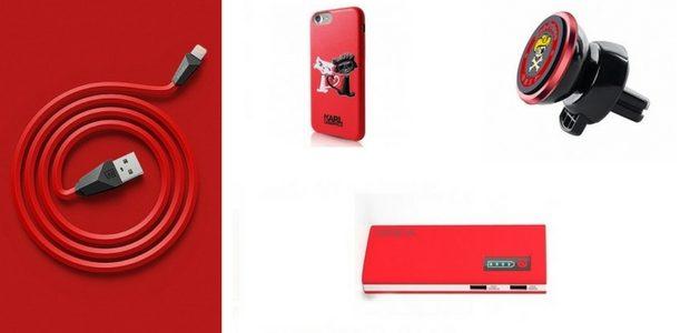 RED HOT –  IPHONE 7 – accesorii GSM rosii pentru cel mai nou model Iphone 7