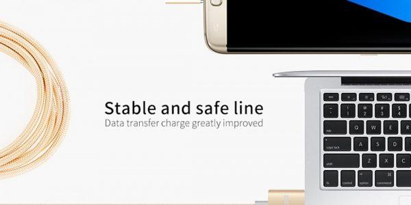Cablu magnetic de incarcare a telefonului, de la GSMnet.ro, testat de Pustiul.ro