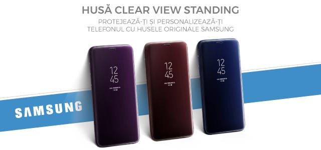 Huse pentru Samasung Galaxy S9 acum in stoc la GSMnet.ro