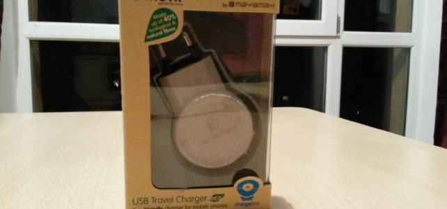 Muvit Travel Charger review