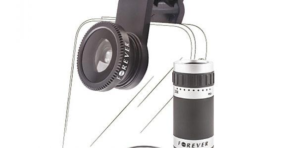 Kit lentile camera telefon