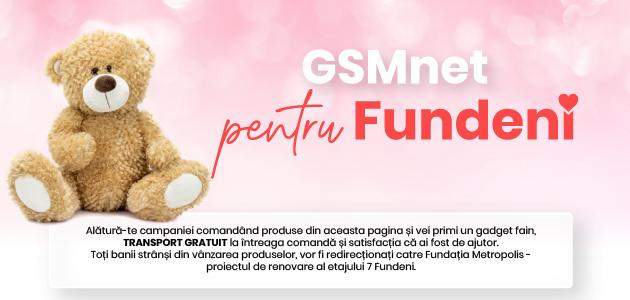 GSMnet pentru Fundeni