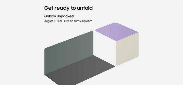 Samsung Galaxy Unpacked – am aflat de Watch 3, Z Fold 3, Z Flip 3 și Buds 2